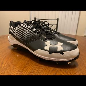 Under Armour Heater ST Baseball Cleats Size 16